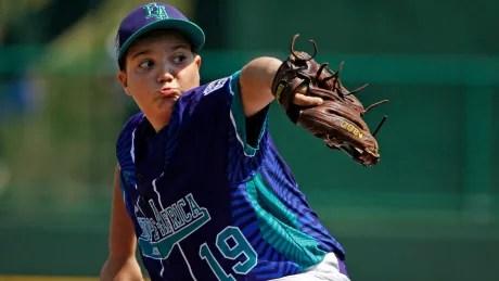 LLWS Mexico Italy Baseball