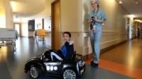 RADY HOSPITAL-SICKKIDS/CARS