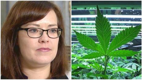 Kathleen Ganley marijuana