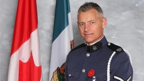 fallen officer honoured