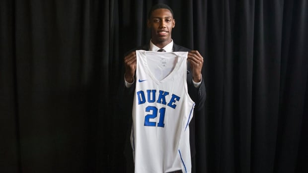 Canadian Teen RJ Barrett To Play College Ball At Duke