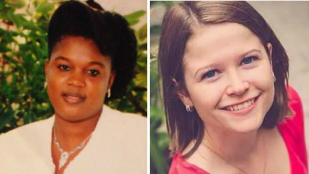 Mirlande Cadet, left, and Éloïse Dupuis died within a week of each other from complications related to blood loss after giving birth. Both women were Jehovah's Witnesses, a religion that forbids blood transfusions.