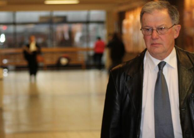 Railway accident investigator Stephen Callaghan
