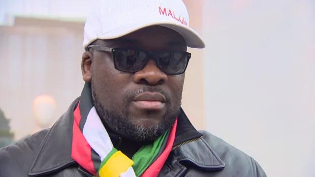 Thamasnqa Moyo Zimbabwe Protest