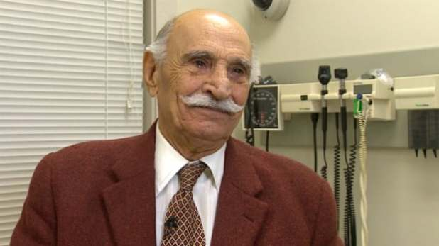 Elias Pharon, brain surgery patient