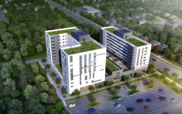University of Toronto Scarborough student residence