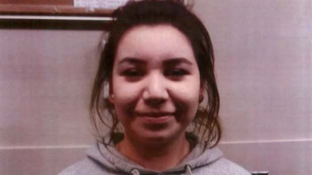 Saskatoon police are searching for 14-year-old Shaniel Littlewolfe who was last seen Nov. 8.
