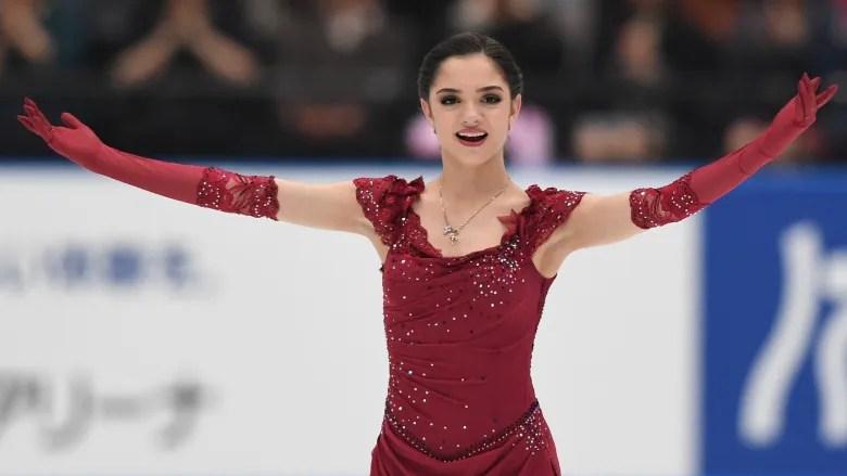 Evgenia Medvedeva to miss Russian figure skating ...