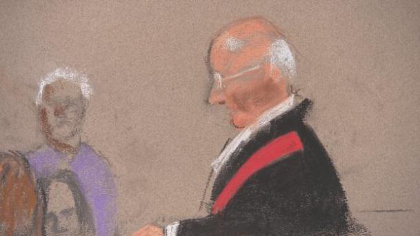 Superior Court Justice Gaétan Dumas