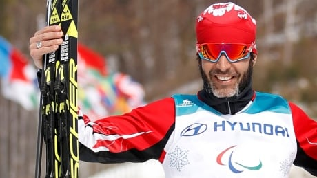 Brian McKeever Cross Country Gold Paralympics