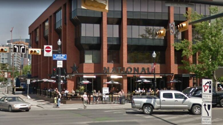 Calgary Downtown Restaurants 17th Ave