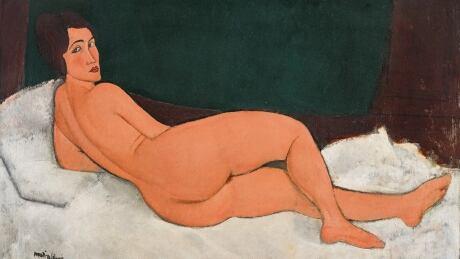 Sothebys Auction Modigliani