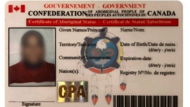 Federal Probe Into Use Of Fake Indian Status Cards For Tax