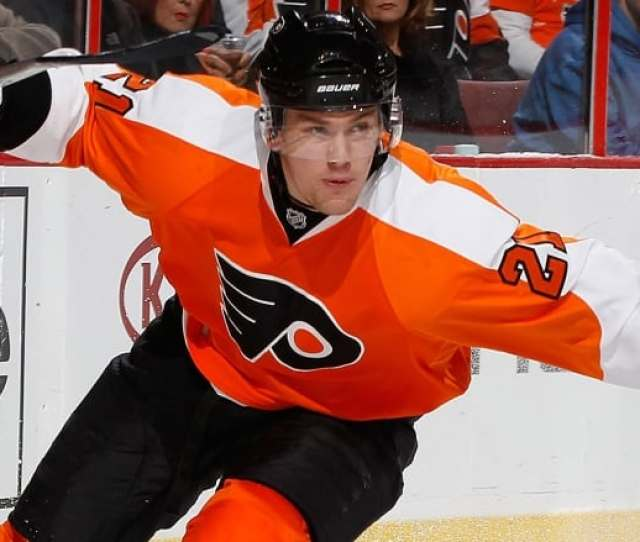 Forward James Van Riemsdyk Whom The Flyers Drafted Second Overall In 2007 Is Returning To Philadelphia As A Free Agent He Scored A Career High 36 Goals