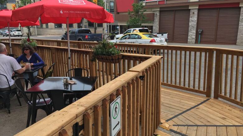 thunder bay businesses embrace patio