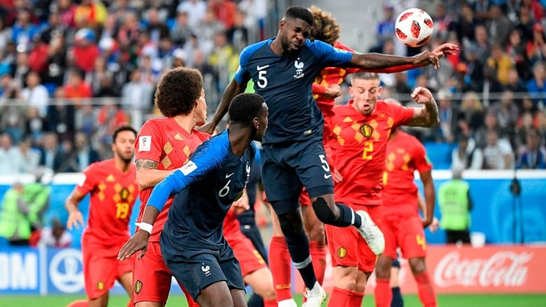 World Cup: Best and worst of the quarters, semis umtiti
