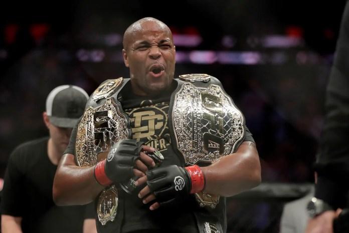 Daniel Cormier UFC double champ