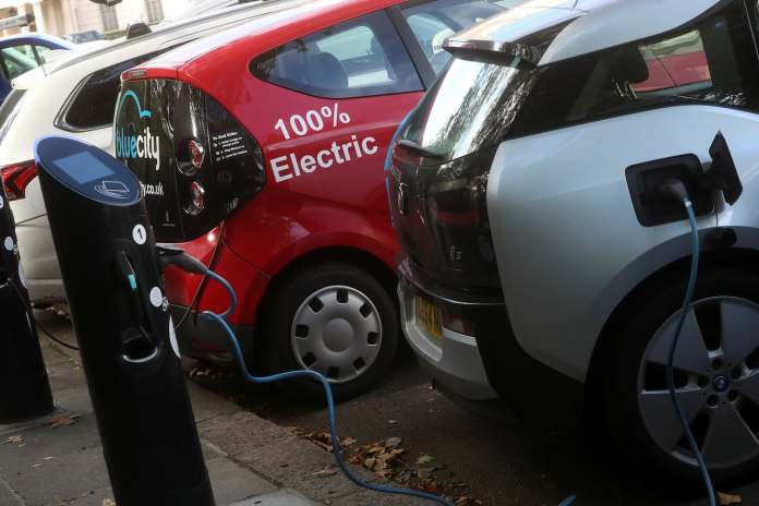 zero-emission rules mean fewer electric car choices for most