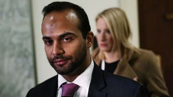 Image result for george papadopoulos