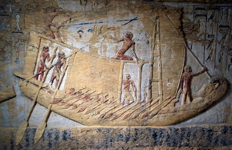 Egypt unveils 'one of a kind,' 4,400-year-old tomb egypt archaeology