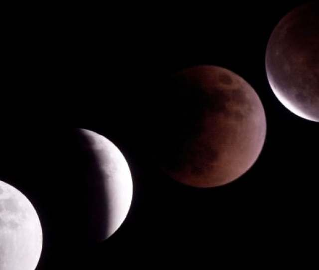 Canada Is In A Prime Spot To Witness The Total Lunar Eclipse Of Jan 20 21 Andy Clark Reuters