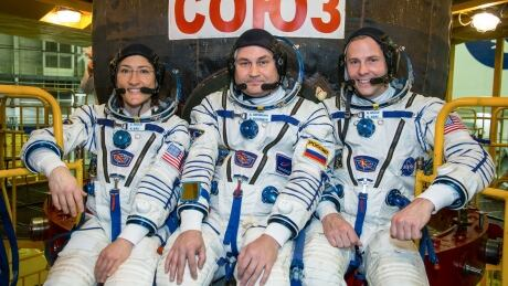 Expedition 59 crew