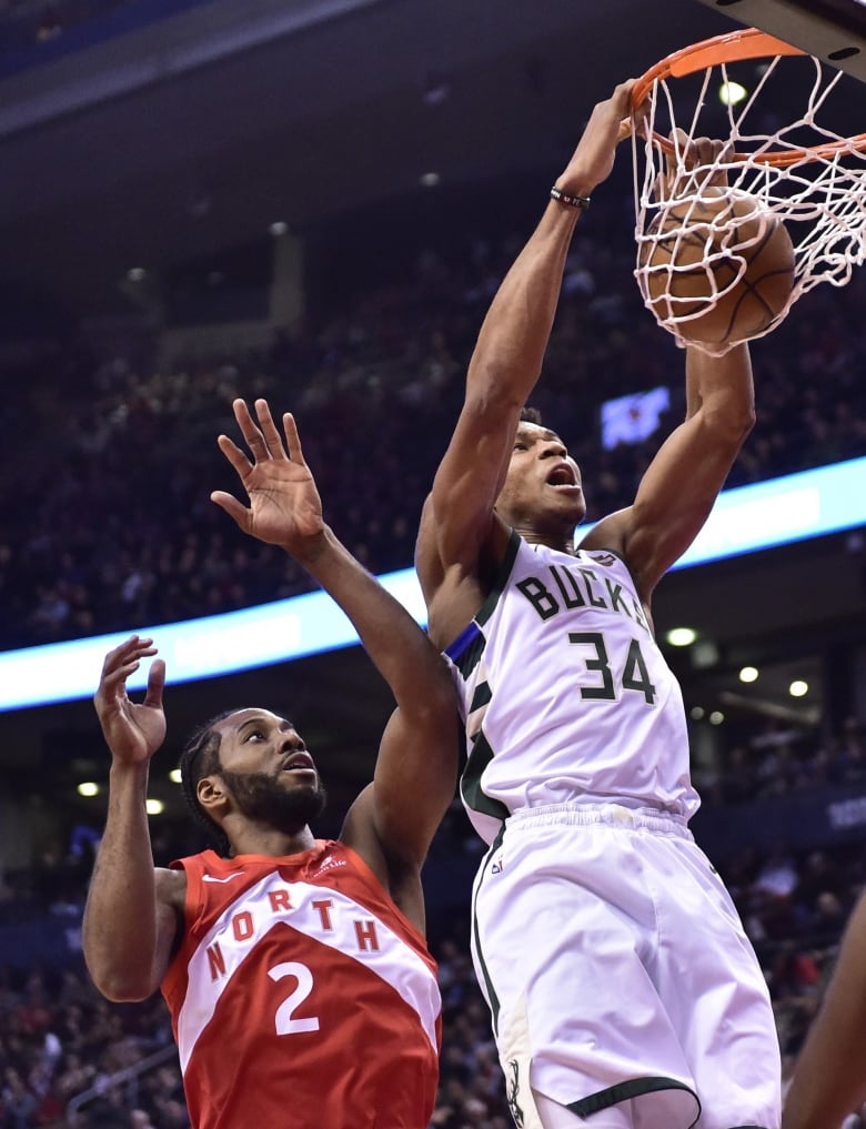 bkn bucks raptors 20190131 - Raptors counting on momentum from Game 7 win to propel them in Milwaukee