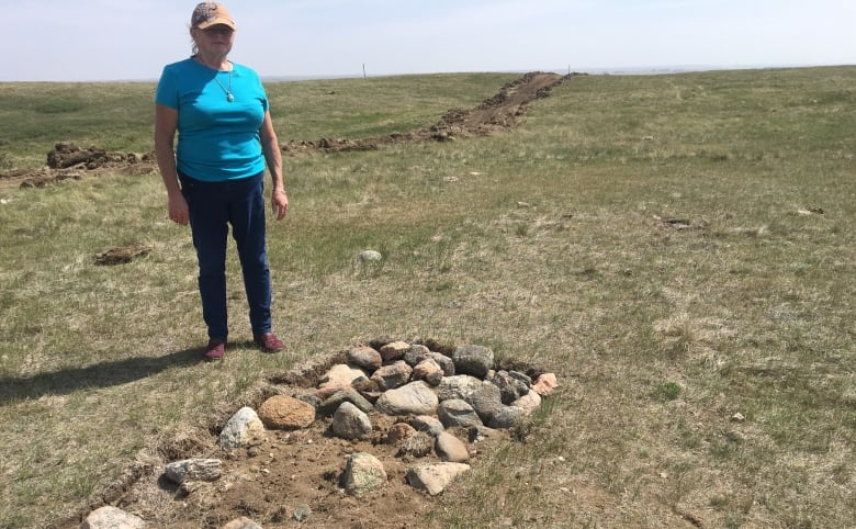mitzi - Sask. First Nations prepared to call for blockade at proposed road site where artifacts discovered