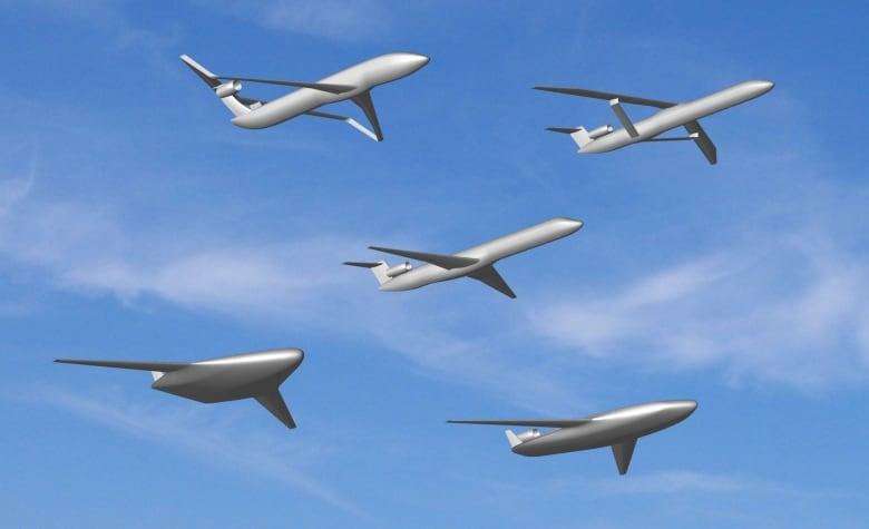 unconventional aircraft - 5 ways to make air travel greener