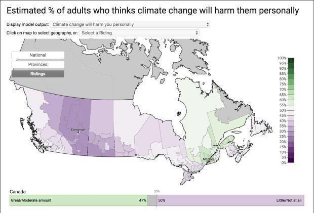 El cambio climático duele