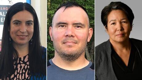 Tanya Talaga, Brock Pitawanakwat, Rose LeMay