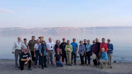 Palestinian tour