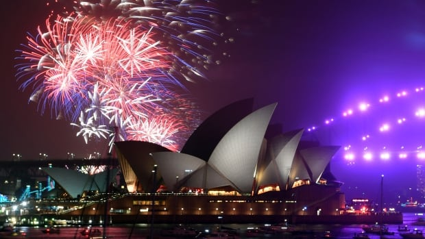 Sydney told to watch its famous New Year's Eve fireworks from home | CBC News