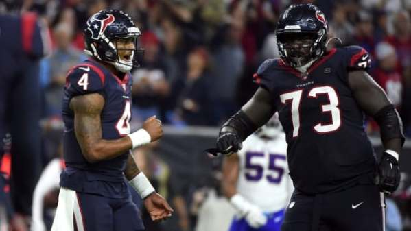 Deshaun Watson leads Texans to OT playoff win against Bills | CBC Sports