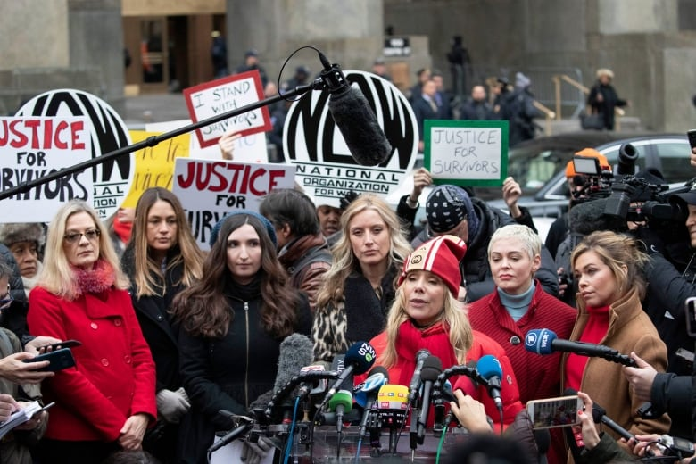 #MeToo 'is bigger than one man': How the Harvey Weinstein trial impacts the movement 2