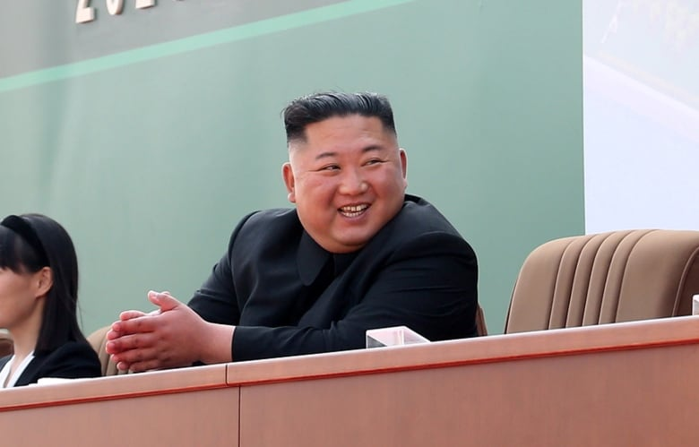 North Korean leader Kim Jong-un makes first public appearance in weeks, say state media 3