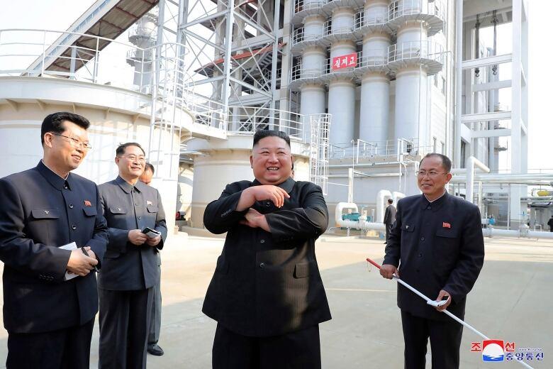 South Korea spy agency says no signs North Korea's Kim Jong-un received heart surgery 2