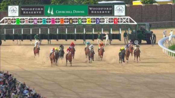 Secretariat wins virtual Kentucky Derby 'Triple Crown Showdown ...