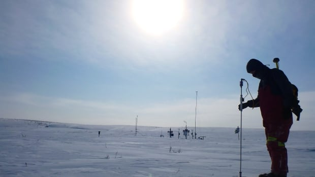 Scientists show how much less snow we're getting due to climate change | CBC News