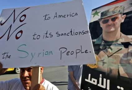 Syria, wracked by years of imperialist war, about to be hit by punitive united snakkkes sanctions  | CBC News