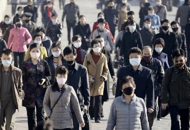 health coronavirus northkorea
