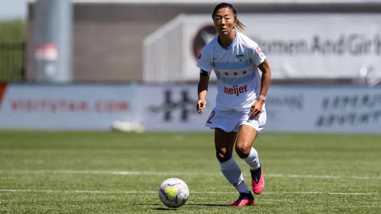 Women's World Cup winner Yuki Nagasato joins men's club in Japan | CBC  Sports