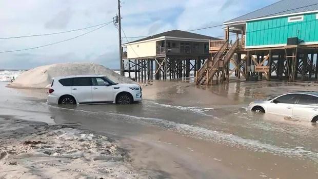 Hurricane Sally threatens U.S. Gulf Coast with 'potentially historic' floods, fierce winds   CBC News