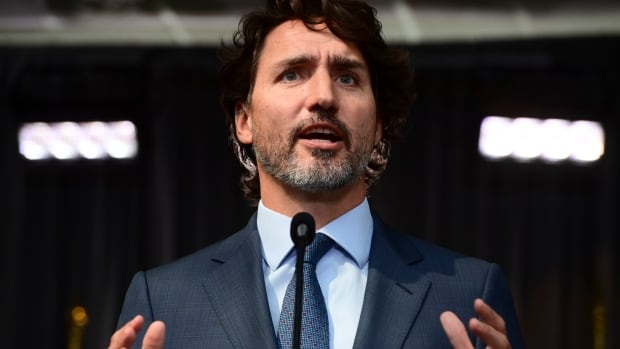 Trudeau ends cabinet retreat with promise to safely kickstart economy, plug gaps in social safety net   CBC News