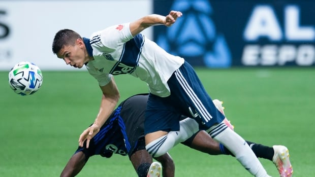 Impact's loss to Whitecaps sends Toronto FC to Canadian Championship final