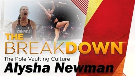 The Breakdown - Alysha Newman on the pole vaulting culture