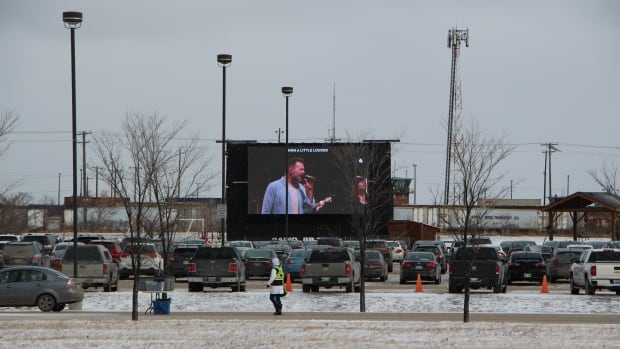 Winnipeg's Springs Church drive-in service not exempt from public health orders, court rules