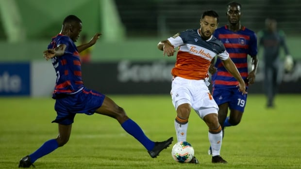 Forge FC falls on penalties to Haitian club Arcahaie FC in CONCACAF League quarters