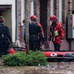 At least 110 dead and hundreds missing as floods rage across Western Europe | CBC News 💥😭😭💥