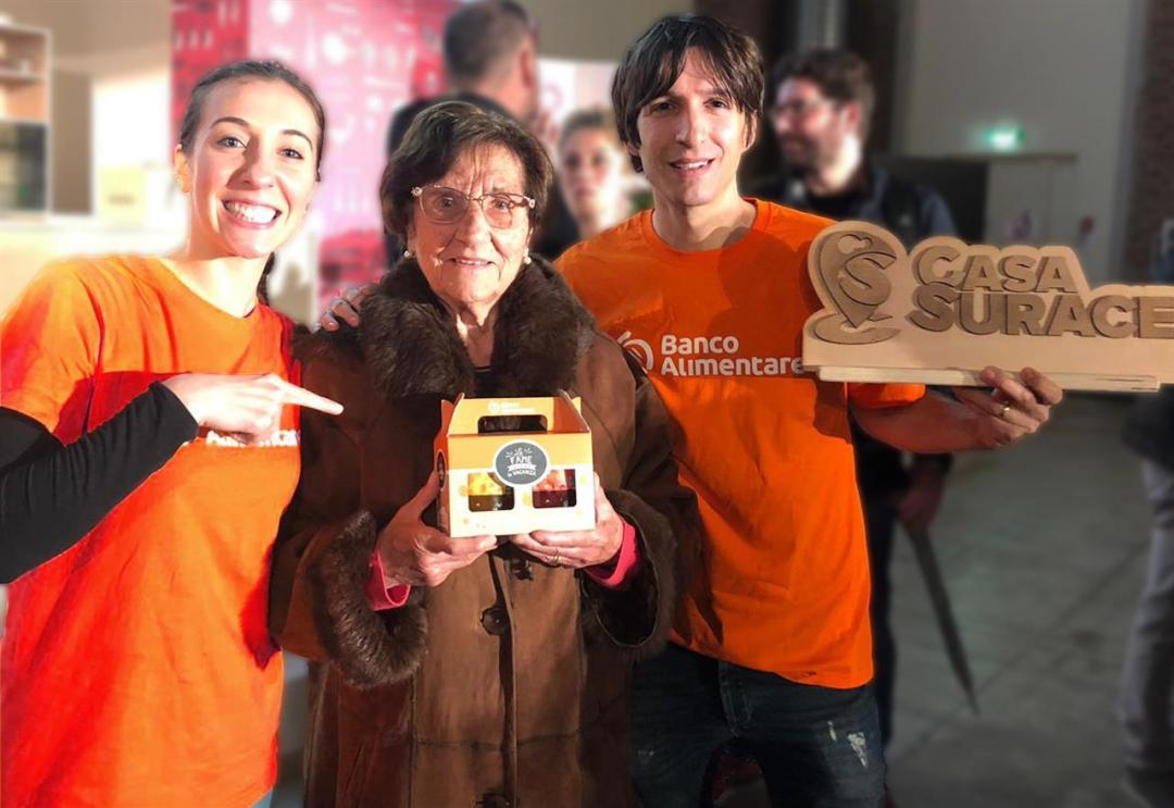 Banco Alimentare Nonna Rosetta